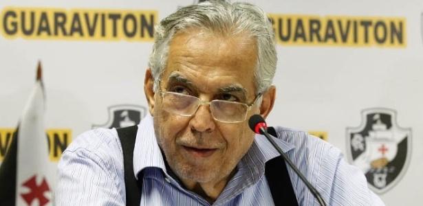 Presidente Eurico Miranda tem enfrentado problemas internos no comando do Vasco