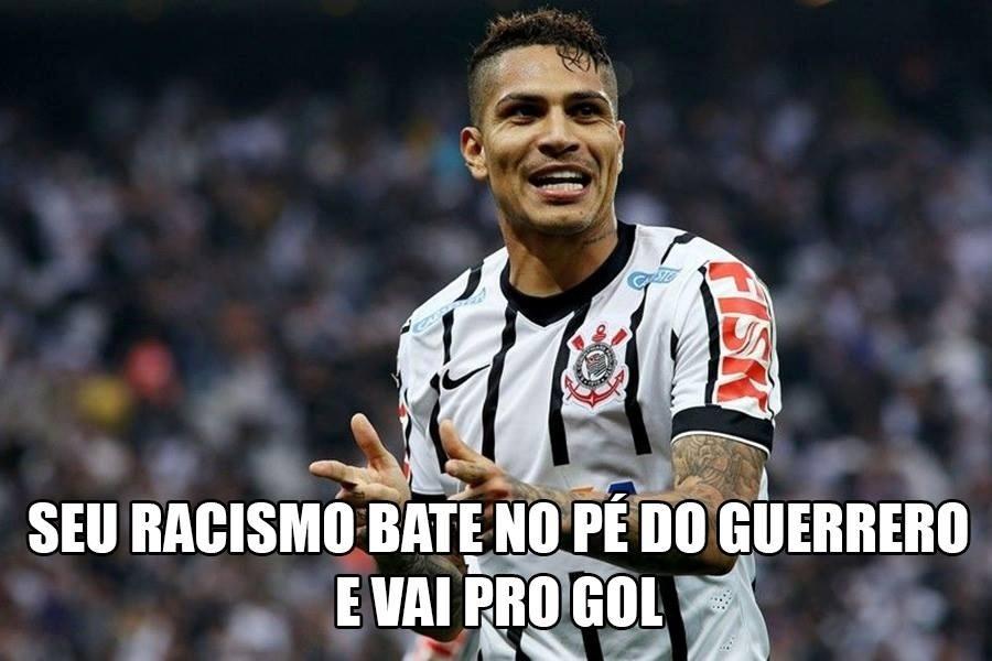 Goleada e três dos de Guerrero não foram os únicos destaques da vitória do Corinthians sobre o Danúbio, que também teve caso de racismo contra Elias