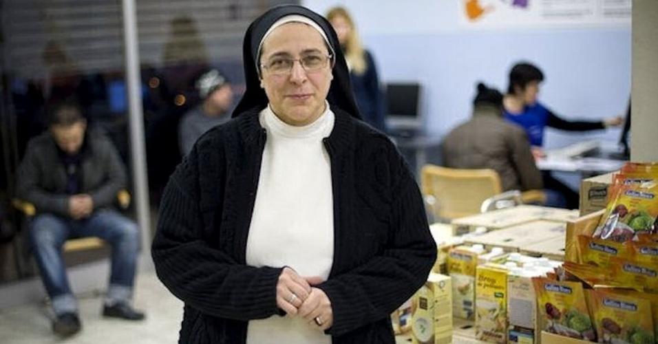Resultado de imagem para Lucía Caram freira