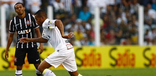 Robinho e Elias foram convocados por Dunga para a disputa da Copa América