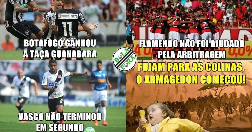 Esse Campeonato Carioca mostrou que estamos perto do fim dos tempos?