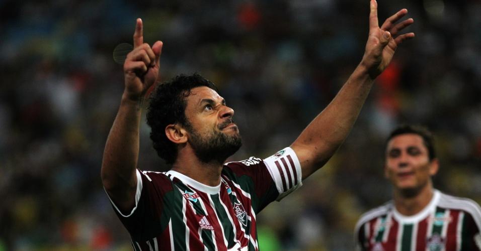 Fred alega ter sofrido diversas pancadas dos jogadores do Botafogo