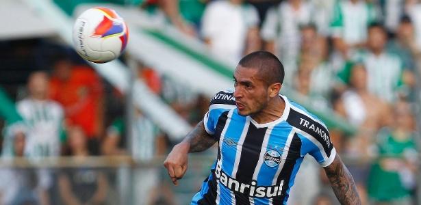 Braian Rodríguez deve ficar fora contra a Ponte Preta, na estreia do Grêmio pelo Brasileiro