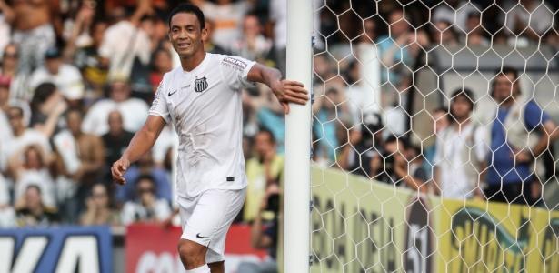 O atacante Ricardo Oliveira é o artilheiro do Campeonato Paulista, com nove gols