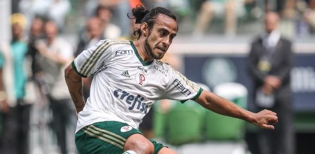 Meia foi destaque do Palmeiras no último domingo, mas segue com futuro indefinido