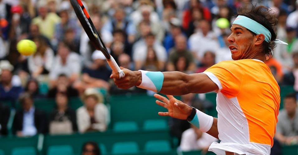 Rafael Nadal devolve em sua estreia no Masters 1000 de Monte Carlo