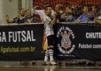 Corinthians faz 6 a 1 e massacra time de Falcão na Liga de Futsal - Corinthians/Divulgação