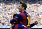 Messi e Suárez ficam fora de jogo do Barcelona pela Copa do Rei