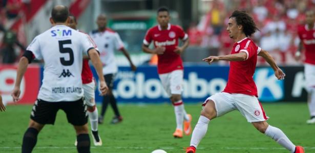 Valdívia foi o destaque do Internacional contra o Brasil de Pelotas neste domingo