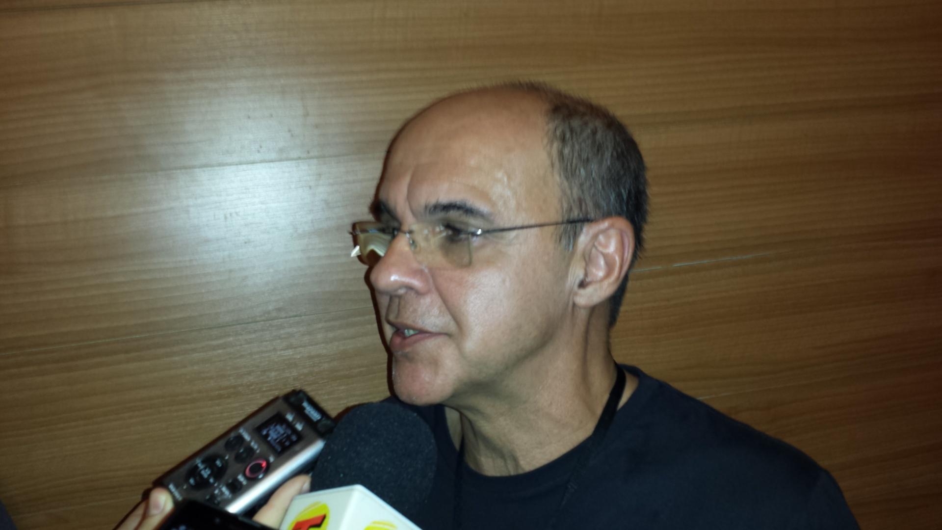 Eduardo Bandeira de Mello fez duras críticas à Ferj após a eliminação do Flamengo no Estadual