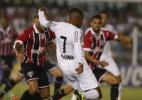 Sem dono desde janeiro, camisa 7 do Santos tem três candidatos