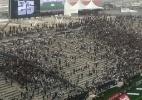 Corinthians se 'despede' da Arena com vaias e de mal com a torcida