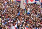 Torcida do Bahia esgota ingressos para decisão e quebra recorde do Vitória