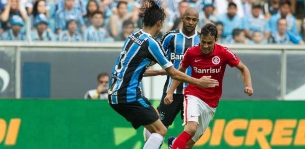 Nilmar pode voltar ao Internacional na quarta-feira, mas não no domingo
