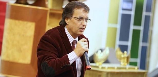 O apóstolo Paulo Moura, que diz estar muito chateado com a repercussão do episódio