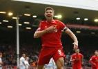 Gerrard pode assumir vaga no Liverpool do novo auxiliar de Ceni