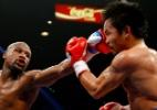 Empresário diz que revanche entre Pacquiao e Mayweather pode acontecer - Getty Images