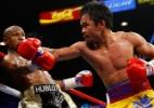 Pacquiao diz que quer revanche com Mayweather no próximo ano - Getty Images