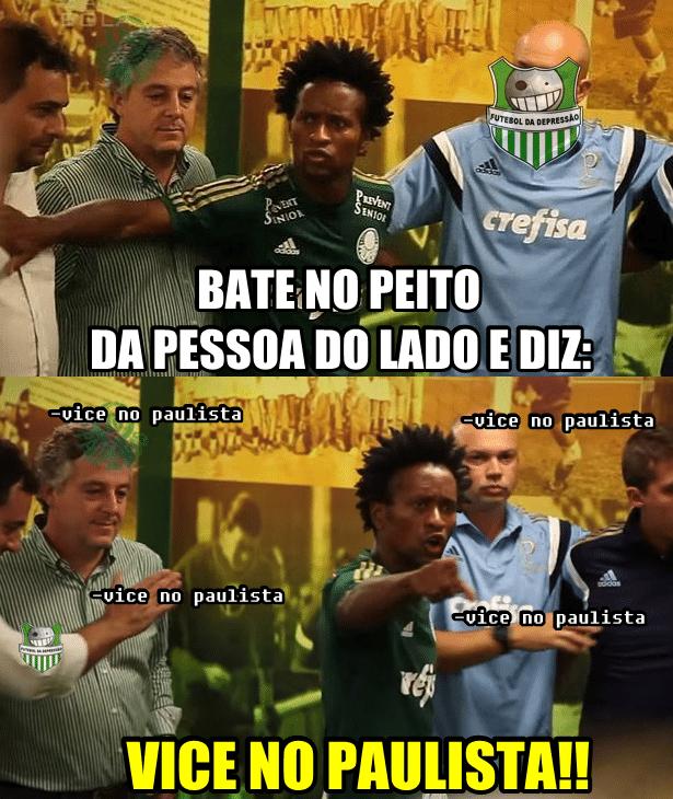 Zé Roberto também foi lembrado pelos internautas da zoeira