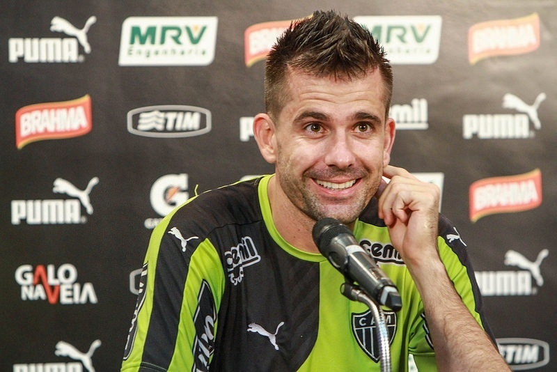 Victor evitou polêmicas na véspera de Atlético-MG x Internacional