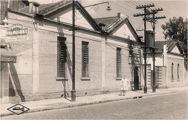 Fábrica de ferramentas Corneta, em frente ao antigo Palestra Itália