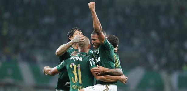 Na estreia, Palmeiras conseguiu empatar com o Atlético-MG no último lance