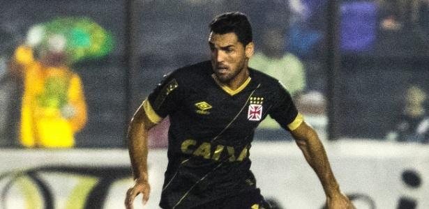O Vasco do atacante Gilberto não conseguiu superar o Goiás em casa na estreia