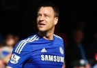 Jornal: John Terry recusou convocação para seleção inglesa - Eddie Keogh/Reuters