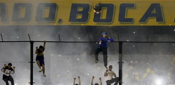 Boca teve pena reduzida por ataque de seus torcedores a atletas do River em 2015