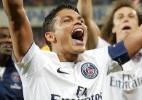"""Thiago Silva diz que PSG """"faz história""""; Lucas fala em ganhar a Champions - Jean-Paul Pelissier/Reuters"""