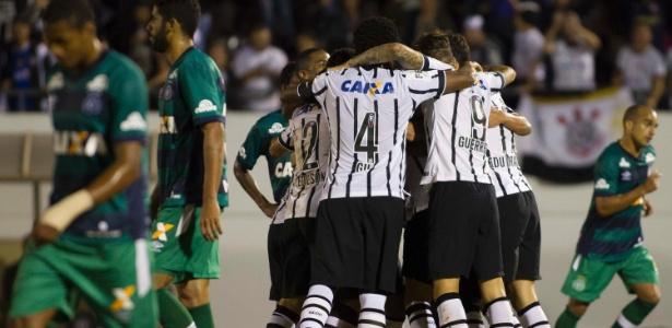 Vitória em Araraquara deixa Corinthians entre líderes da Série A