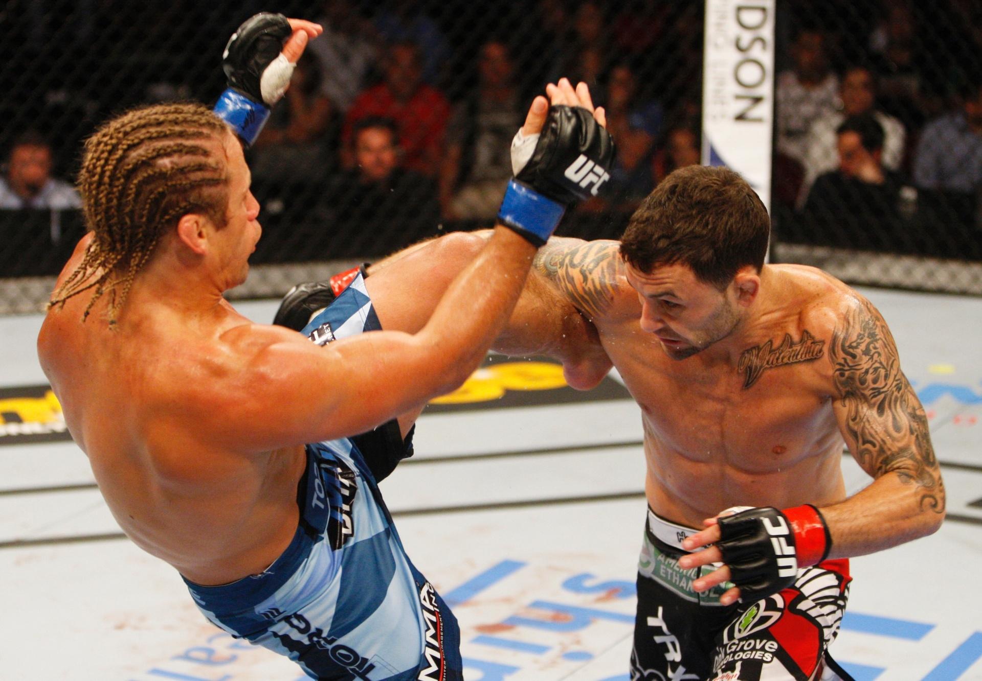 Urijah Faber enfrenta Frankie Edgar no UFC Filipinas