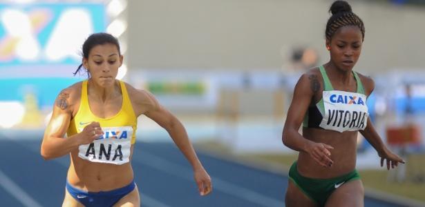 Ana Claudia Lemos é principal velocista do país