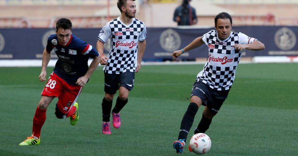 Felipe Massa não conseguiu levar sua equipe à vitória no confronto