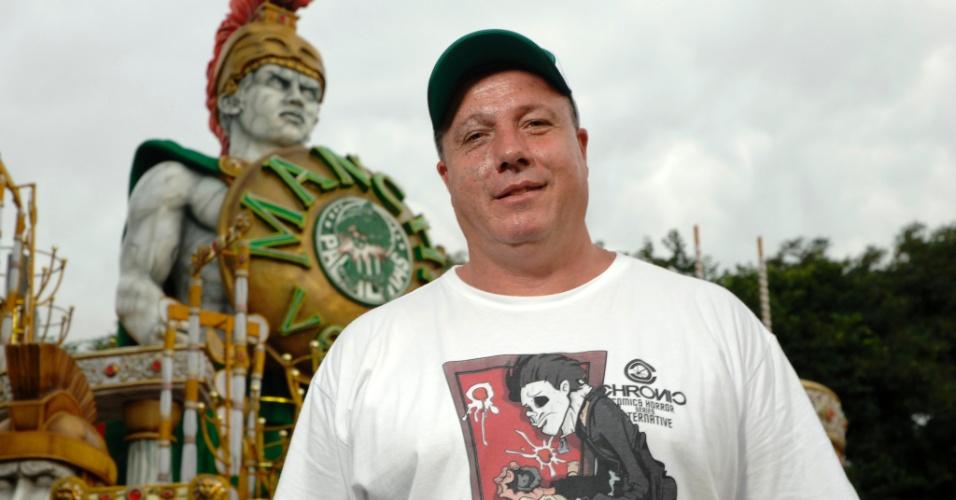 Mancha Verde: 'O público vai se identificar bastante', diz o presidente da Mancha Verde sobre o desfile de 2017