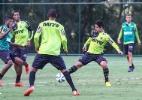 Atlético segue ofensivo para enfrentar o xará paranaense, mas sem Guilherme
