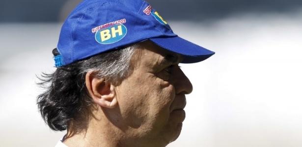 Marcelo Oliveira não é mais o técnico do Cruzeiro