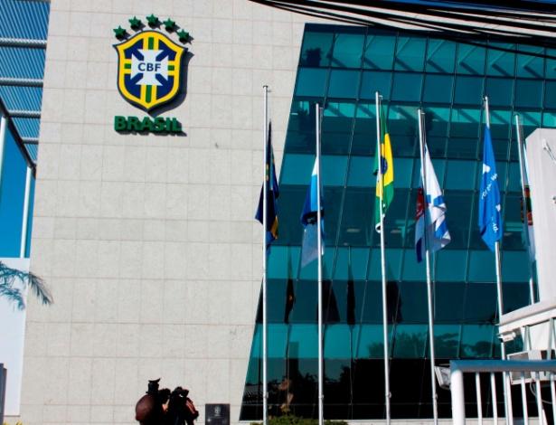 CBF retira nome de José Maria Marin de edifício