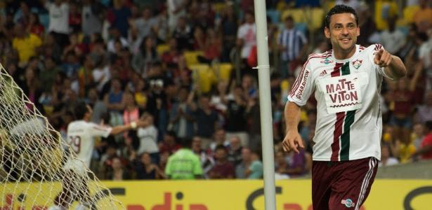 Fred continuará no Fluminense em 2016