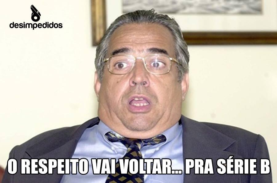Meme Do Dia Vasco Rebaixado Hqfan