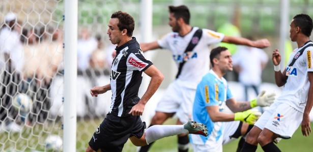 Thiago Ribeiro é um dos artilheiros do Atlético-MG no Brasileirão, com dois gols