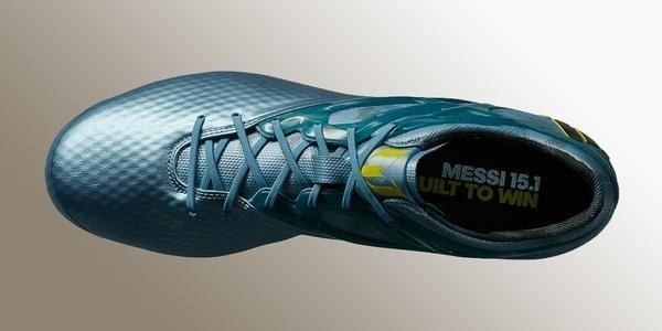 Messi 15.1 Boot Colorway, a nova chuteira do craque argentino