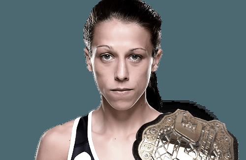 Joanna Jedrzejczyk, lutadora do UFC