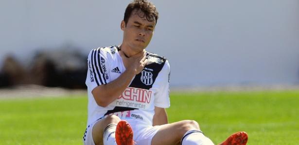 Renato Cajá é o artilheiro da Ponte Preta no Brasileirão, com cinco gols