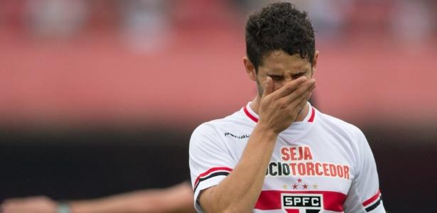 Contrato de empréstimo de Alexandre Pato se encerra no fim deste ano