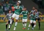 Início de maratona faz Palmeiras testar status de concorrentes à camisa 9