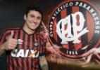Após perder Walter, Atlético-PR afasta vice-artilheiro e abre polêmica - Gustavo Oliveira / Site oficial do Atlético-PR