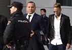 Jornal: Rejeitado, Real estuda processo contra Neymar por insinuação de pai