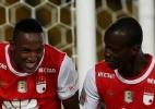 Santa Fe vence e se classifica ao grupo do Corinthians na Libertadores