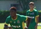 Thalles diz que renovação com o Vasco está próxima: